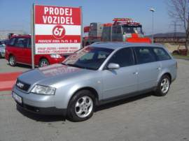 Audi A6 2.5TDi Avant Quattro