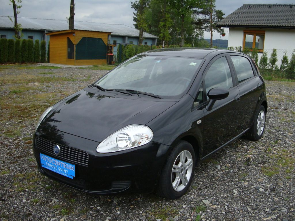 fiat grande punto 1 2 dynamic 2006 na prodej. Black Bedroom Furniture Sets. Home Design Ideas