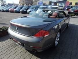 BMW Řada 6 630i Cabrio NAVI Xenon