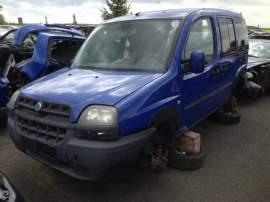 Fiat Dobló 1.9 JTD - pouze díly