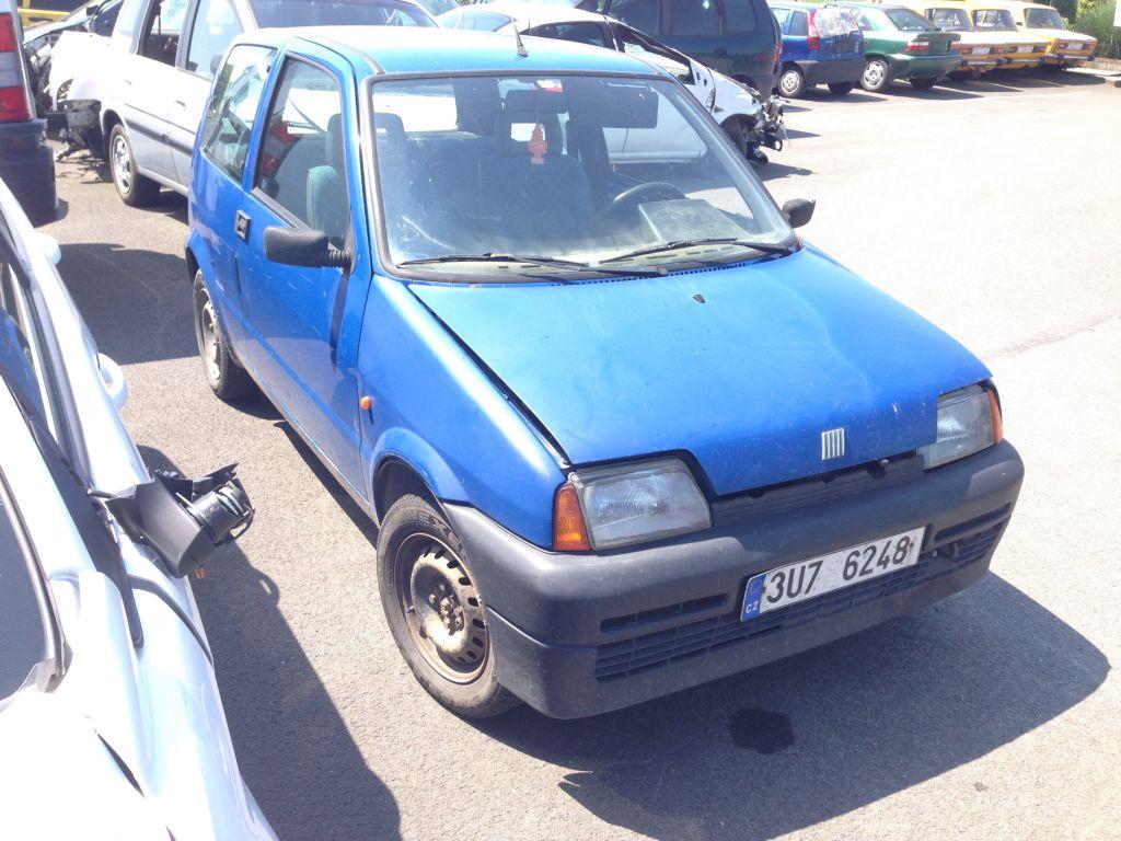 Fiat Cinquecento 900S jen díly