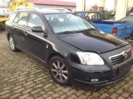 Toyota Avensis 2,0 D4D 85kW 2003