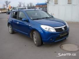 Dacia Sandero 1,6i 64kW pouze dily