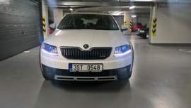 Škoda Octavia SCOUT 2,0TDI 110kW ZARUKA