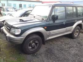 Hyundai Galloper 2,5TD 1998 73kW