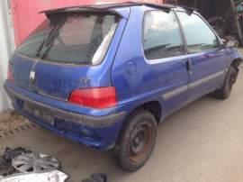 Peugeot 106 1,0i 1,2i 1,4i  jen díly