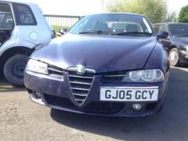 Alfa Romeo 156 1,9JTD - díly z vozu