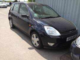 Ford Fiesta 1,4 16V Duratec 59kW