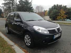 Dacia Sandero 1.4i 1.MAJITEL,KLIMA!PERFEKTNÍ