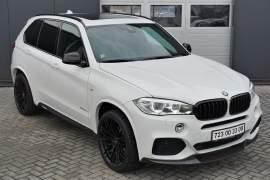 BMW X5 3.0d M-PAKET-190kW-AT-ČR-