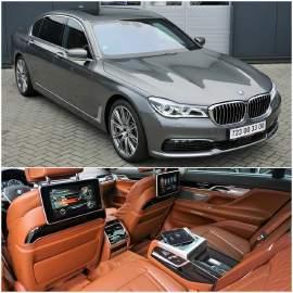 BMW Řada 7 INDIVIDUAL750xd-LONG-MASÁŽE-TV