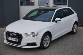 Audi A3 1.6TDI-DSG-ZÁRUKA 5let-B&O-ČR-