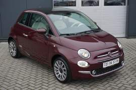 Fiat 500 1.2 -51kW-AUTOMAT-1MAJ-DPH-NEW