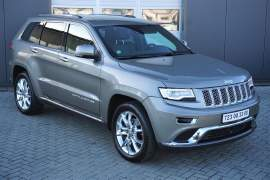 Jeep Grand Cherokee 3.0 CRD-SUMMIT-5LET-ZÁRUKA-ČR-