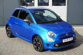 Fiat 500 1.2 -51kW-AUTOMAT-NAVIGACE-