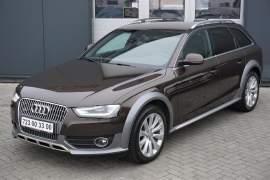 Audi A4 Allroad 2.0 TDI-140kW-AT-ČR-1MAJ-DPH-
