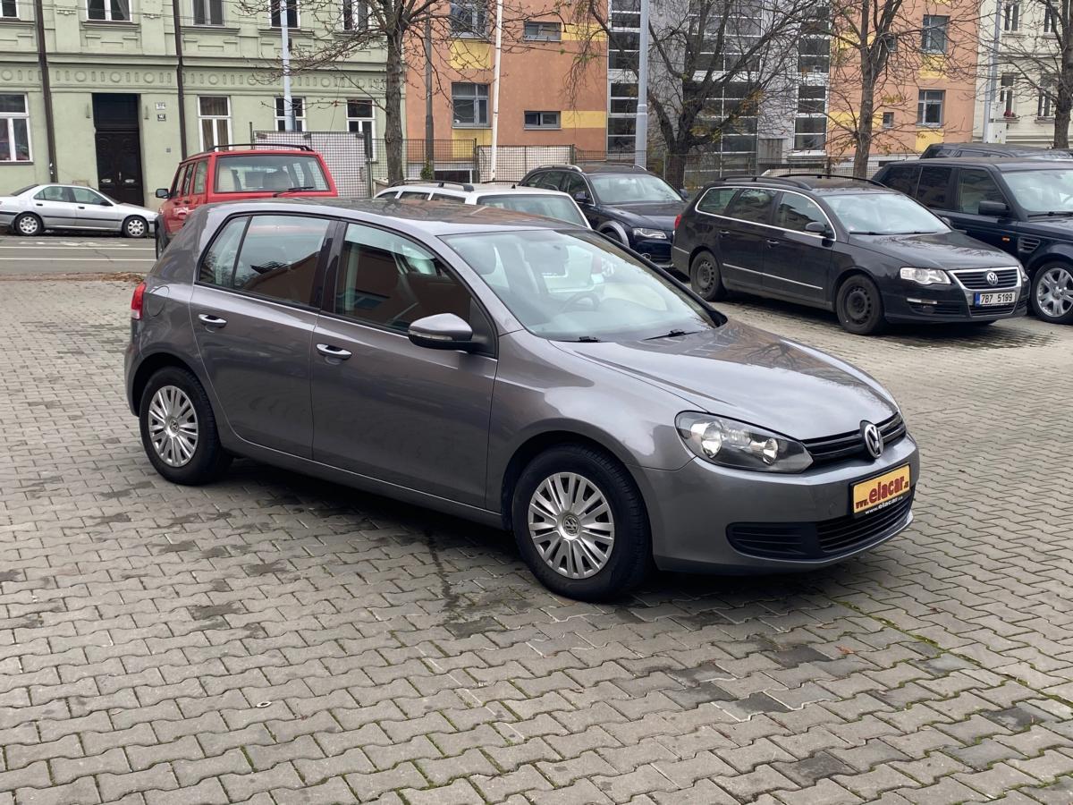 Volkswagen 1.6 BIFUEL Golf