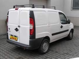 Fiat Dobló 1.4 LPG, SERVIS