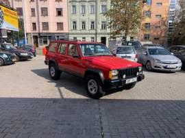 Jeep Cherokee 2.5TD/tažné/eko zaplacen