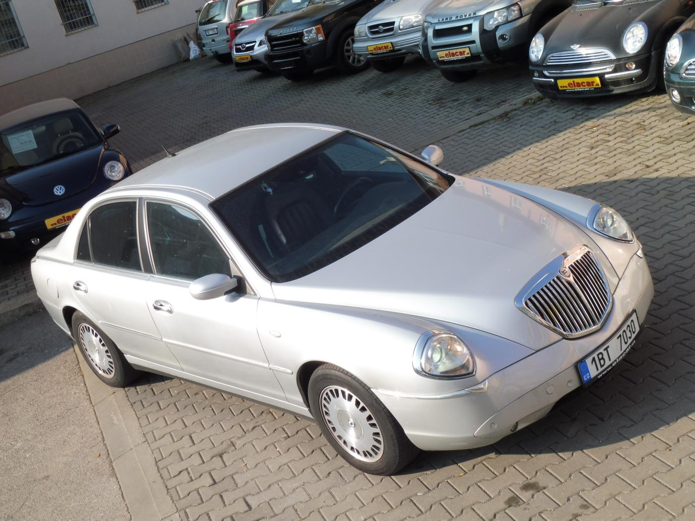 Lancia Thesis 2.0i LUXUS
