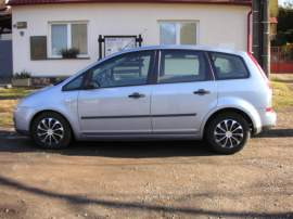 Ford C-MAX 1.6 TDCi Duratorq Collection Gold