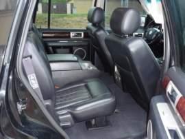 Lincoln Navigator 5.4 V8.Klima.7.míst.LPG .240kw