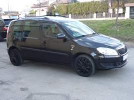 Škoda Roomster Family.1.6TDI.Pln.Servis