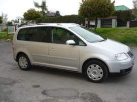 Volkswagen Touran 2.0TDI.Dg.klima.Serv.kn