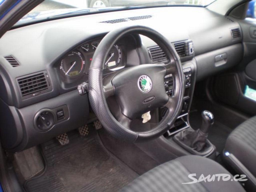 Škoda Octavia 1.9tdi 81kw,DÍLY