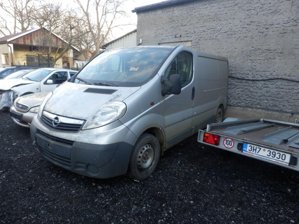 Opel Vivaro 2.0DCI