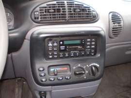 Chrysler Voyager 2.4/16V,7míst,eko zaplaceno