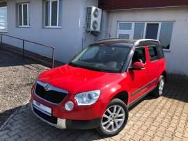 Škoda Yeti 2.0TDI 103KW 4X4 DSG KŮŽE PANORAMA