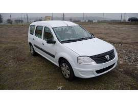 Dacia Logan 1,5 1majitel klima serv.kni