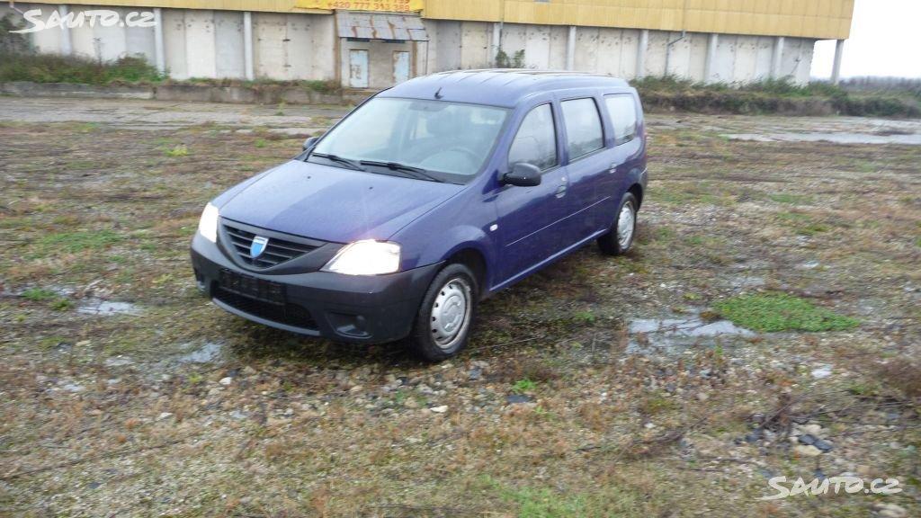 Dacia Logan PRODEJ NA SPLÁTKY BEZ REGISTRU