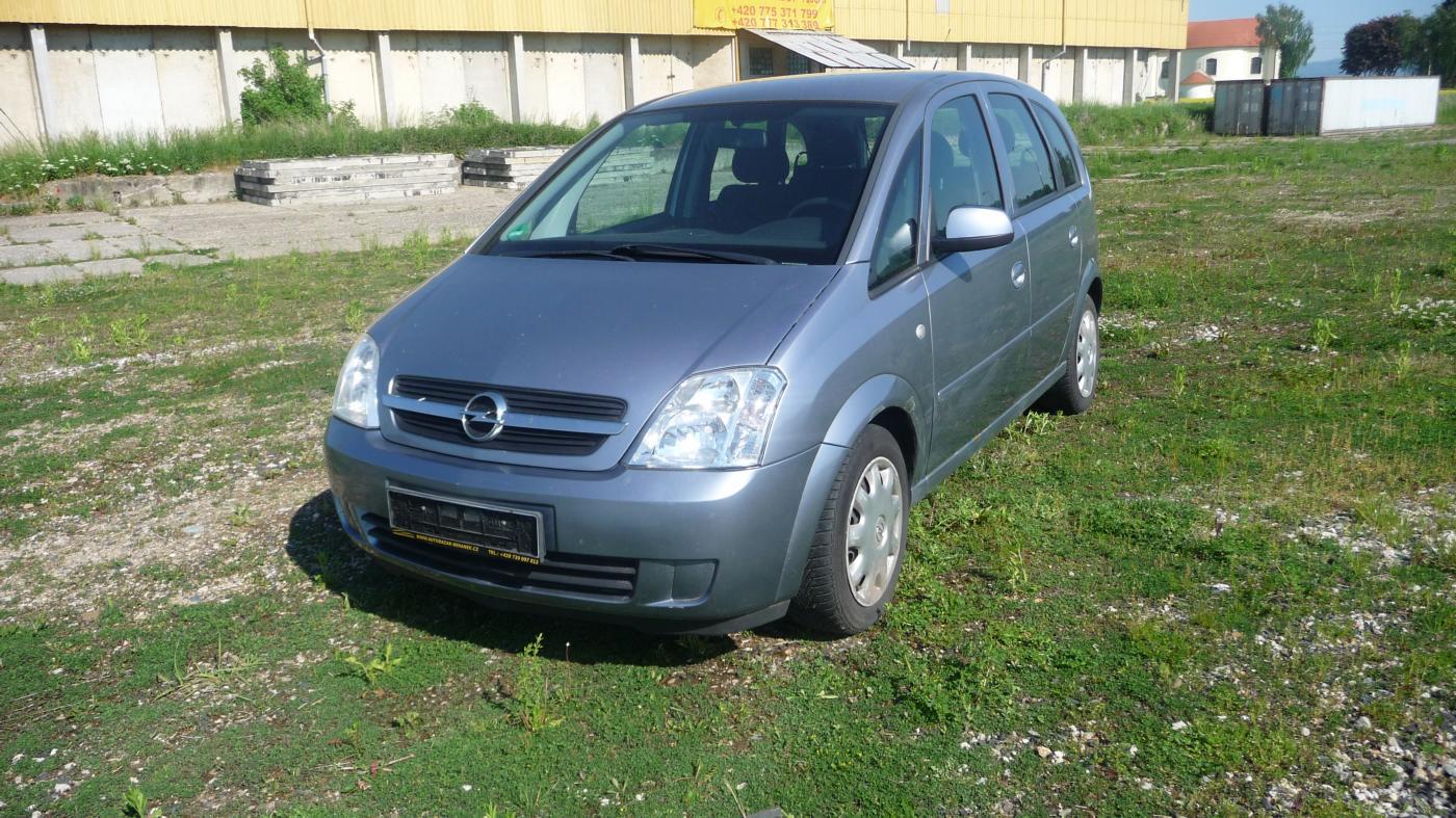 Opel Meriva NA SPLÁTKY BEZ REGISTRU