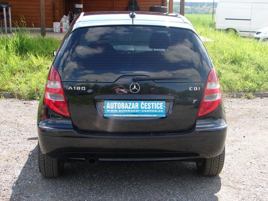 Mercedes-Benz Třídy A 180 CDI Classic