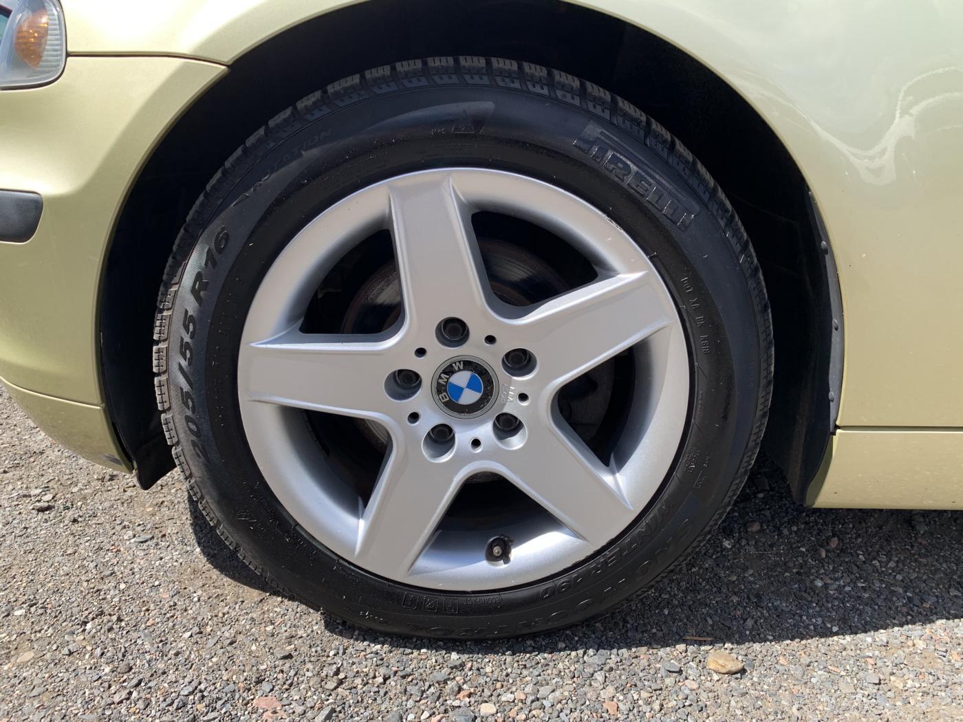 BMW Řada 3 1.8i