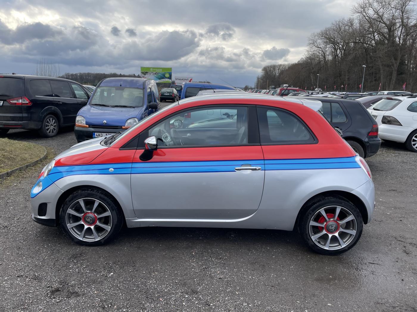 Fiat 500 1.2i ABARTH