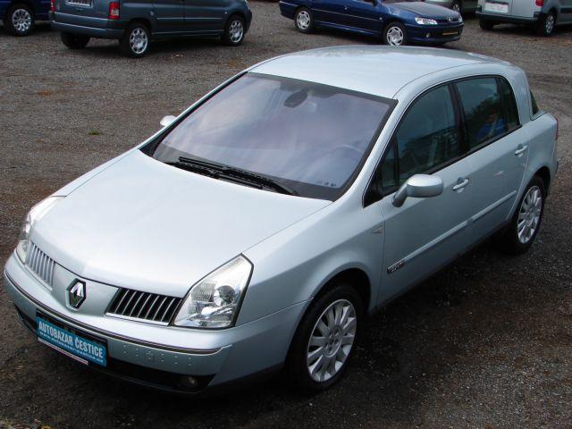 Renault Vel Satis 2,2 DCI TOP VÝBAVA