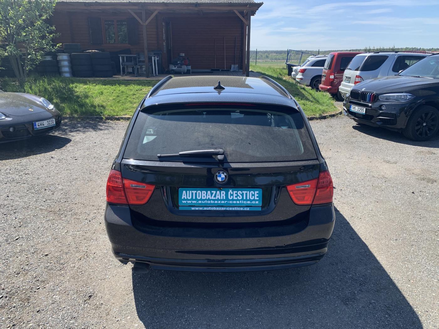BMW Řada 3 318 D