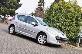 Peugeot 207 SW 1.6 VTi Sport serviska