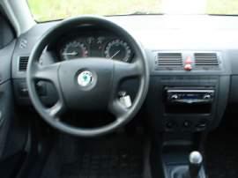 Škoda Fabia 1.4 TDI Ambiente klima