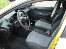 Peugeot 206 SW 1,2 i WEBASTO TOP STAV