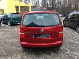 Volkswagen Touran 1.9 TDI 77KW 7-MÍST