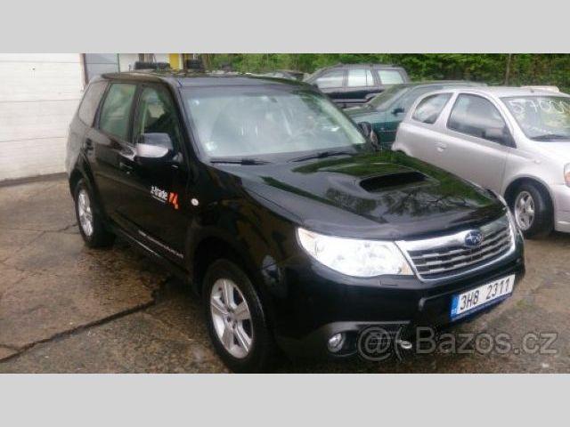 Subaru Forester 2.0 D Comfort NOVÉ V ČR