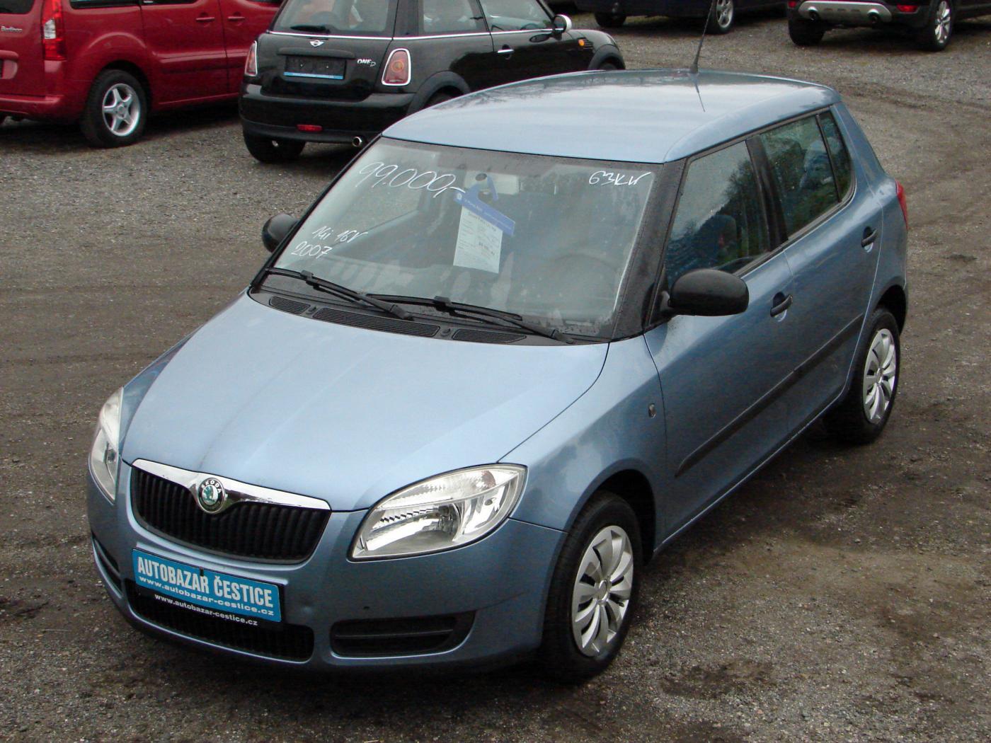 Škoda Fabia 1,4 i 16V