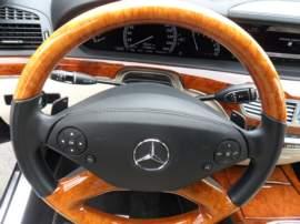 Mercedes-Benz Třída S Třídy S S 400L HYBRID MAX VÝBAVA