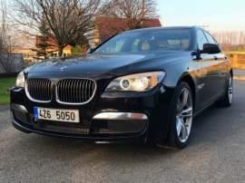 BMW Řada 7 730d M-paket