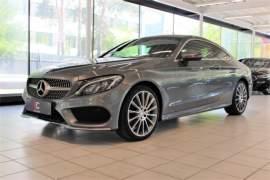 Mercedes-Benz Třídy C C220d Coupe AMG Line/Airmatic/Burme