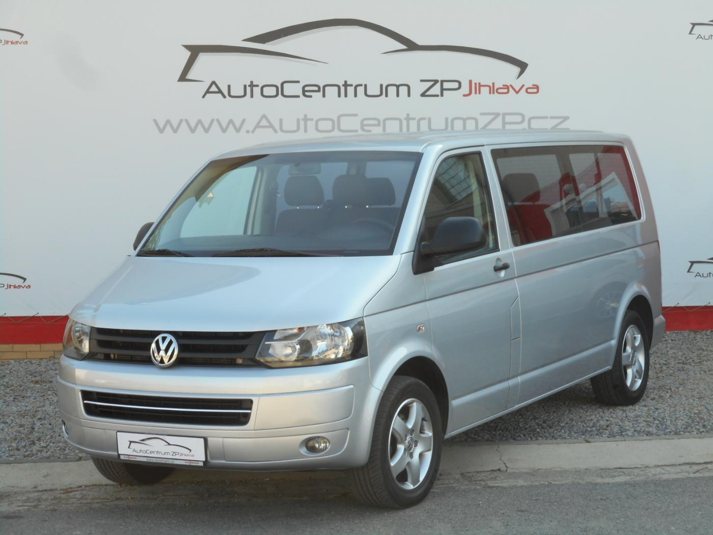 Volkswagen Transporter Long 2.0 TDi 103kW 9 Míst